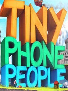 Tiny Phone People