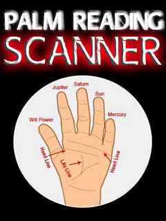Palm Reader Scanner