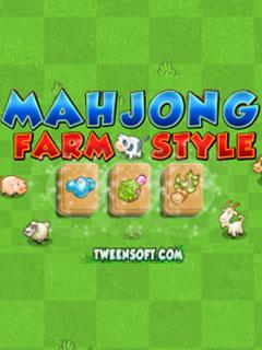 Mahjong Farm Style