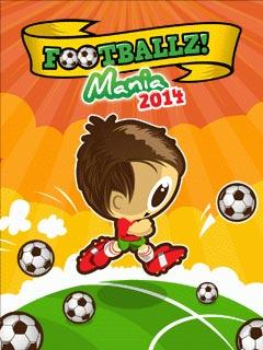 Footballz Mania 2014
