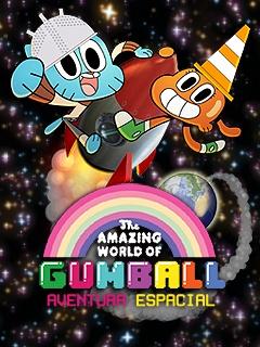 Gumball: Aventura Espacial