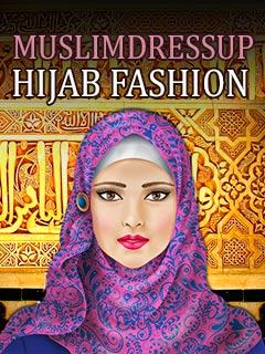 Muslim Dressup: Hijab Fashion