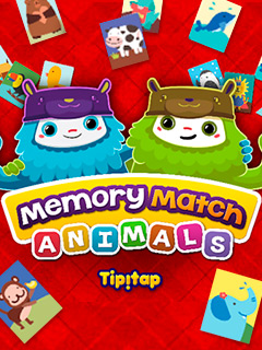Memory Match: Animals