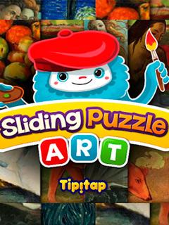 Sliding Puzzle: Art