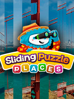 Sliding Puzzle: Places