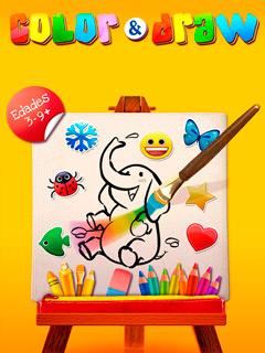 Color & Draw: Super Artist