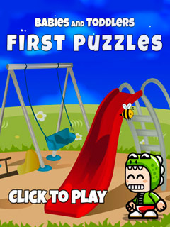 Babies And Toddlers First Puzzles