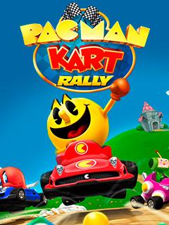 PAC-MAN Kart Rally