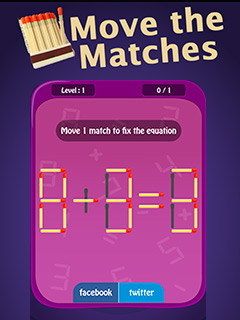 Move The Matches