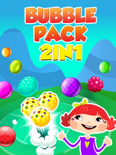 Bubble Pack 2in1