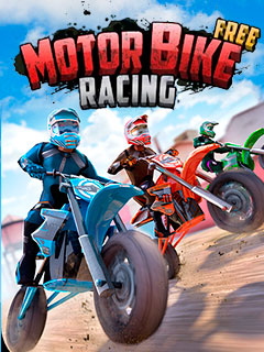 Free Motor Bike Racing - Driving Game