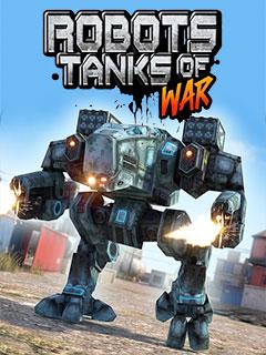 Robots Tanks of War 3D