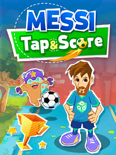 Messi Tap and Score