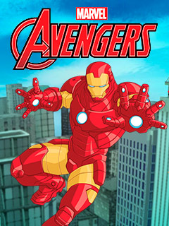 Avengers - Ironman: Rise of Ultron