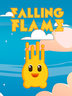 Falling Flame