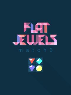 Flat Jewel Match 3