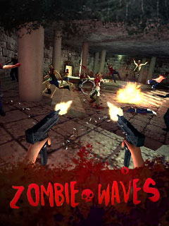 Zombie Waves 3D