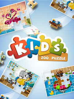 Kids Zoo Puzzle