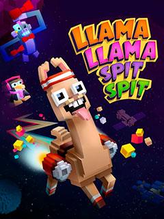 Llama Llama Spit