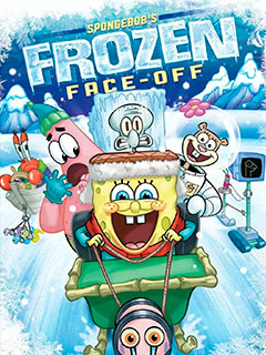 Spongebob: Frozen Face Off