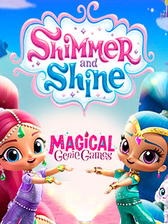 Shimmer and Shine: Magical Genie Games