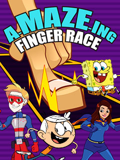 Amazing Finger Race