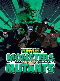 Monsters vs Mutants