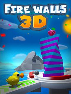 Fire Walls 3D