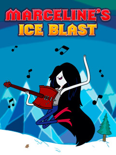 Adventure Time Marceline Ice Blast