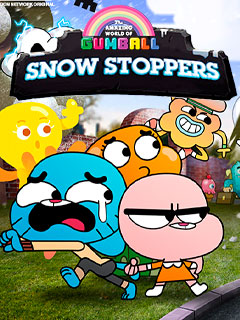 Gumball Snow Stoppers