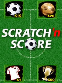 Scratch´n Score