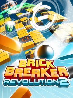 Brick Breaker Revolution 2