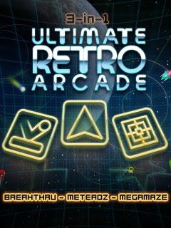 3 in 1 Retro Arcade